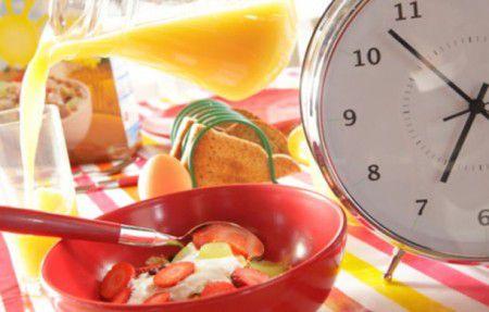 Хороший завтрак - это прекрасное начало утра.