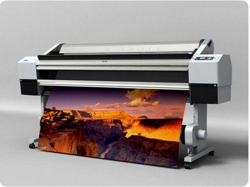 Качественная широкоформатная печать