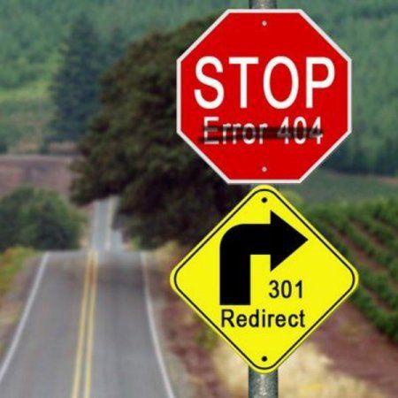Индексация ссылок через 301 редирект.