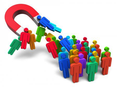 Привлечение новых клиентов в бизнес