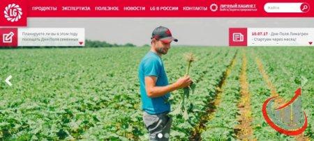 Компания Limagrain в России - новый клиент